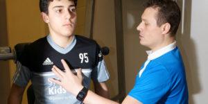 Medizinische Trainingstherapie in Basel