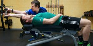 aktive Bewegungstherapie in Basel
